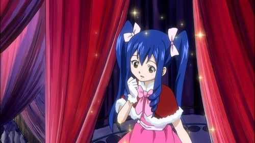 Wendy from Fairy Tail .