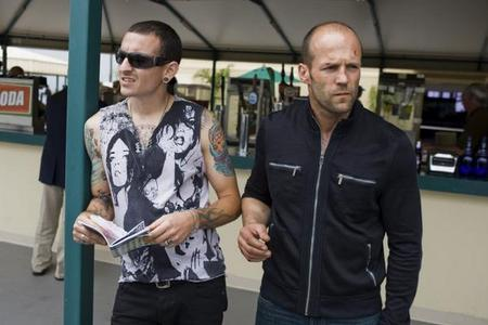 Chazz - he is diễn xuất sometimes (here in 'Crank' with Jason Statham...)
