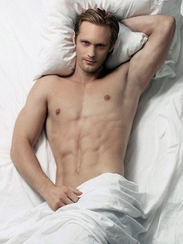 I would amor a piece of Eric Northman