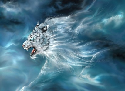 My spirit animal is the tiger so hear me roar. Even though I prefer the wolf.