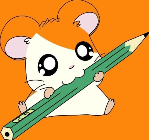 Hamster... :3 IM HAMTARO!!! XD