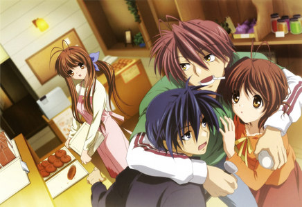 I Liebe the relationship between Nagisa and Tomoya. I find it pretty Cute. But once Du get into Clannad After story finding out what happens from there is a big shocker. But not to jump ahead. I think Nagisa and her family is sweet Schauspielen towards Tomoya. There is a part when Nagisa and Tomoya fall in Liebe with eachother. Thats really cute. I Liebe how Tomoya acts all calm around Nagisa at some times. I am sorry i don't really know how to answer this question. I gave it the best i can do for now. Clannad is a great/sad Anime. Nagisa and Tomoya are 1 of my Favorit couples.
