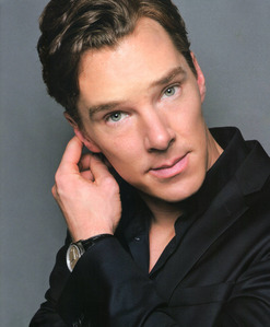 a pretty british nobleman: Benedict Cumberbatch ♥