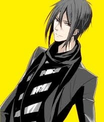 Sebastian Michaelis from Black Butler/Kuroshitsuji
