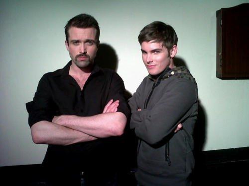 Kieron and Emmett