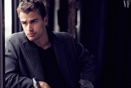my yummy Theo looking somewhere<3