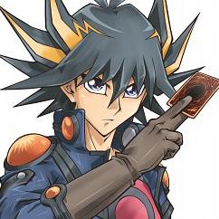 Yusei from Yu-Gi-Oh! 5d's