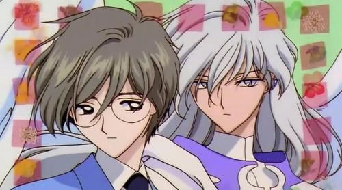 Yukito Tsukishiro / Yue from Card Captor Sakura