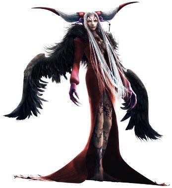 Ultimecia from Final Fantasy 8.
