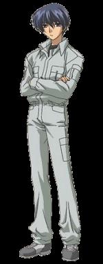 Yoshino Yūsuke (芳野祐介) of Clannad