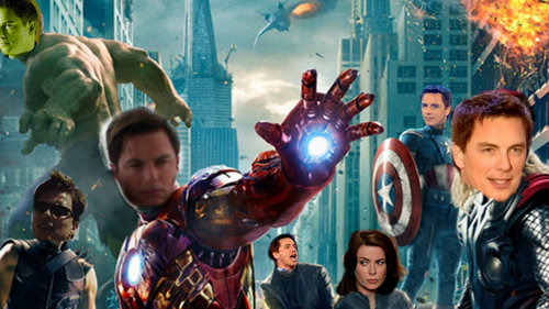 The Barrowengers with a Myles ;)