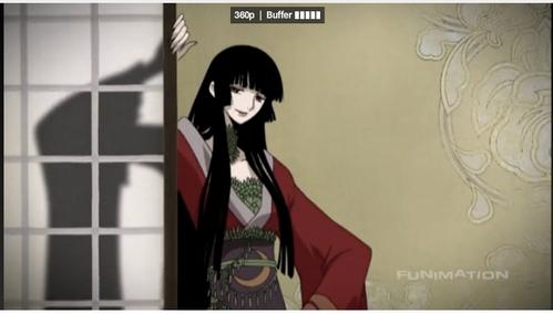 Yuko Ichihara from xxxHolic!