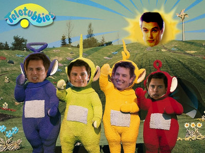 My creation of The Barrowtubbies!