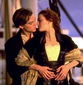 Leo and Kate<3