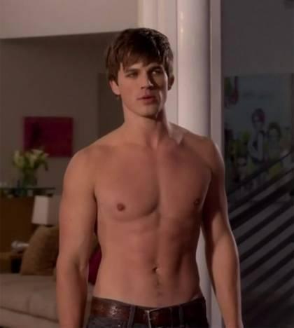 Matt Lanter shirtless<3
