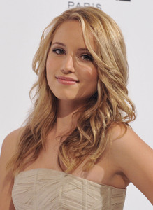 Dianna Agron. She acts mostly but she does sing on Glee.