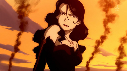 Lust. <3 She is the only character in the series who really appeals to me.