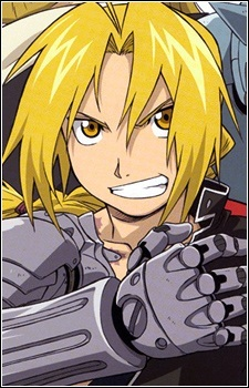 I have a couple Favorit FMA characters, but Edward Elric is my Fifth Favorit Anime Character.