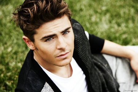 Zac Efron. He's still hot but he's not a crush anymore.