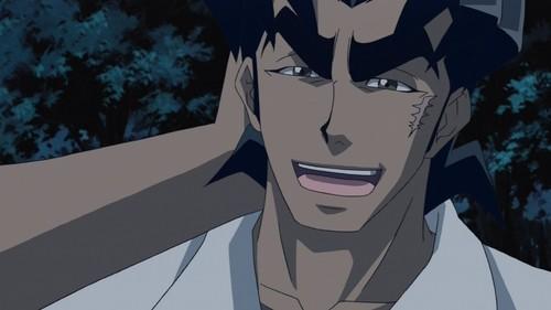 Tetsu ushio from Yu-Gi-Oh! I mean those things are HUGE!