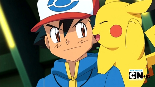 I'm kinda surprised that no one has sagte Ash yet o_o So I guess I'll do it xP Ash Ketchum from Pokemon x)