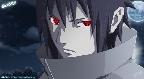 Sasuke Uchiha (Naruto Shippuden) i know he have sooooo many haters............he he he eh