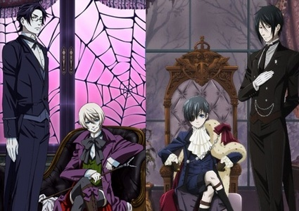 Angel –Jäger der Finsternis Beats! Black Butler/Kuroshitsuji 2 (Season 2)