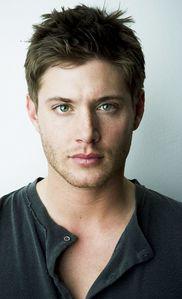Jensen's amazing green eyes!