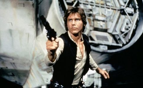 my very-very first crush from the past: Han Solo ♥