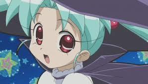 Sasami Iwakura from Sasami: Magic girls club!