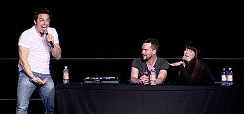 John & Gareth!