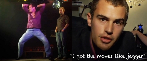 yeah,I bet آپ do,baby...on and off the dance floor<3