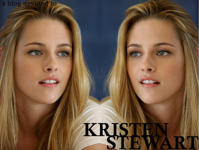 I'd love to have Kristen's blonde hair.You know what they say...blondes have مزید fun<3