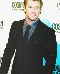 my amazing Aussie,Chris Hemsworth<3