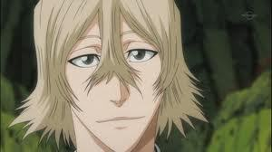 Kisuke Urahara from Bleach.....but he shows off in a good way!!!!