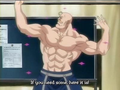Armstrong - Fullmetal Alchemist