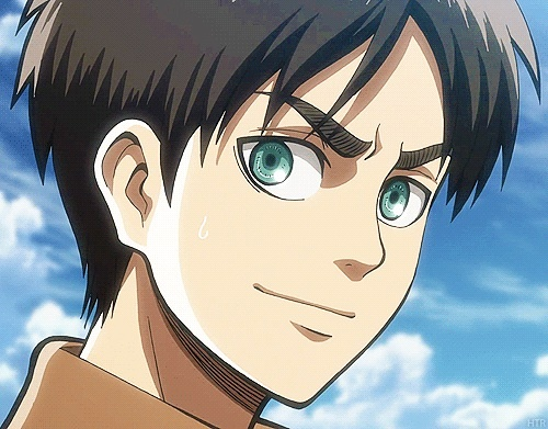 I mean Eren is pretty awesome, nice & good looking and then Levi he is good looking and he cares for everyone( I think ) but i would be fine with Eren