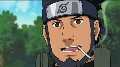 Anime Characters Smoking Weed : Anime characters that smoke answers fanpop