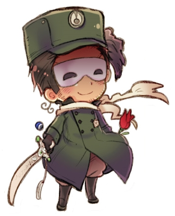 Turkey from Hetalia <3