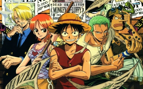 One Piece............Not Bad.^_^