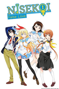 One I particularly enjoy is Nisekoi. It's still going on as of now, but it's scheduled for twenty episodes.