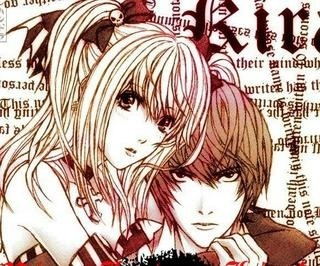Misa and Light, yaaay!!! ♥︎♥︎♥︎♥︎♥︎