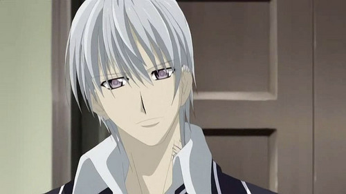 Anime Characters Grey Hair : Anime characters with sliver gray hair answers