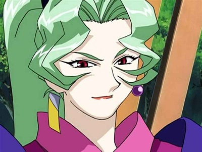 "Lady Seto Kamiki Jurai aka ""The Devil Princess"" from Tenchi Muyo! GXP"