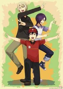 anda should watch Hataraku Maou-Sama! It is really funny and it says it's a romance Anime.