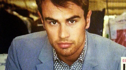 my yummy Theo who is 29 <3