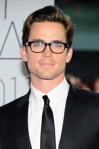 Matt Bomer in glasses<3