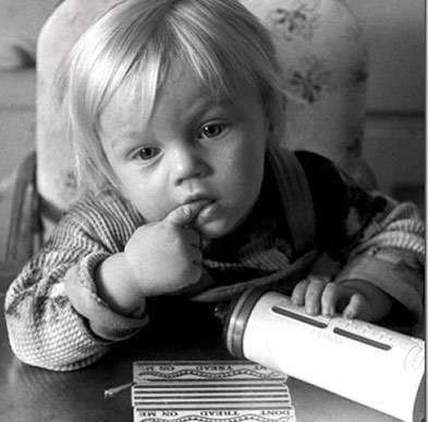 cute baby Leo<3