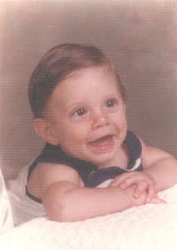 Wasn't he a cutie :)