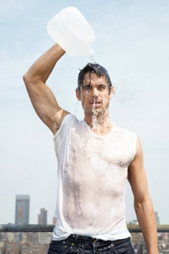 Hot Summer in the City (EW photoshoot) <33333
